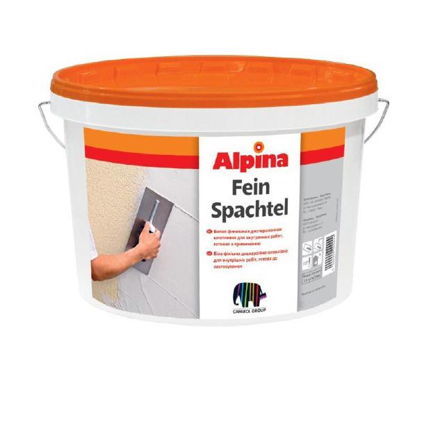 Alpina-feinspachtel