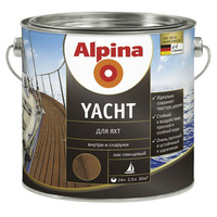 Alpina-yacht